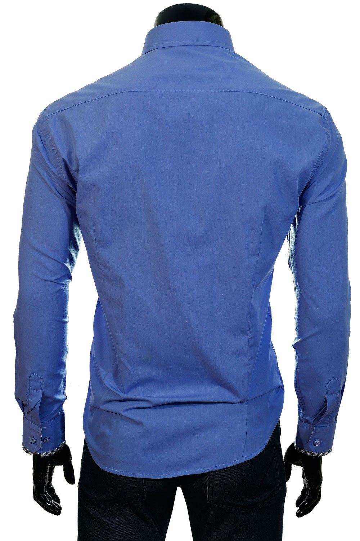 ... BP 11T Modrá pánská košile Klikněte pro zvětšení b043bf3906