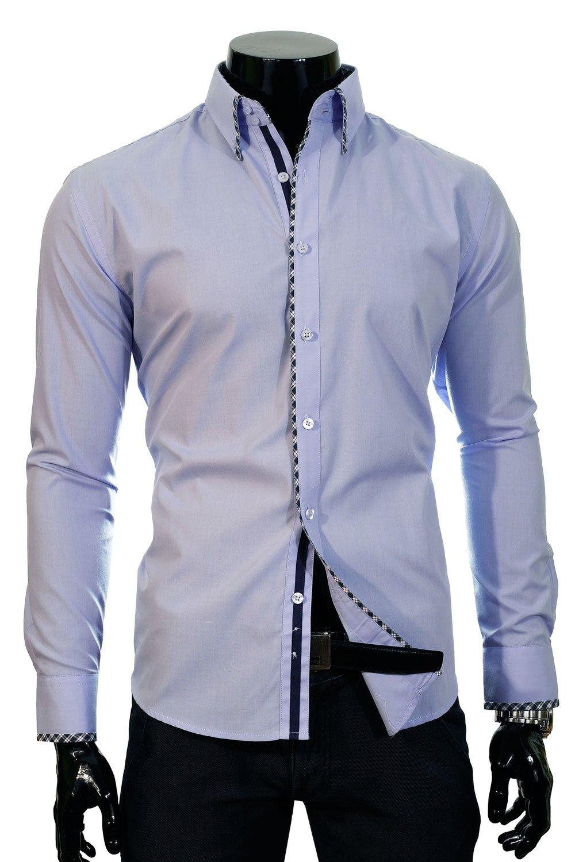 BP 11T Světle modrá pánská košile Klikněte pro ... 89c0d80f5e