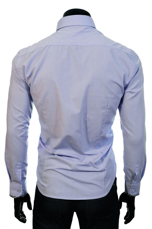 ... BP 11T Světle modrá pánská košile Klikněte pro zvětšení f1c50d289f