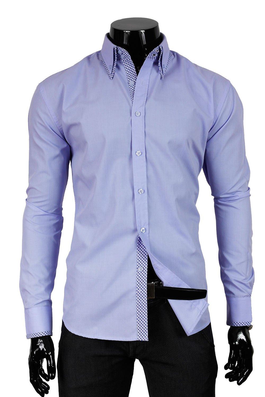 BP 12w Světle modrá pánská košile Klikněte pro ... 2d638c8209