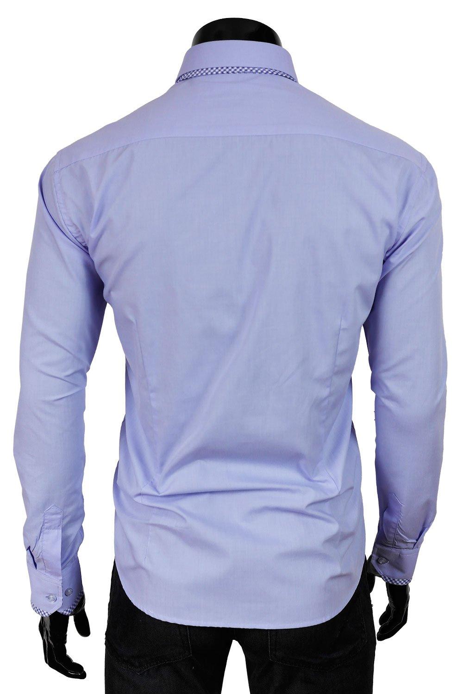... Světle modrá pánská košile Klikněte pro zvětšení 572e4ffaa7
