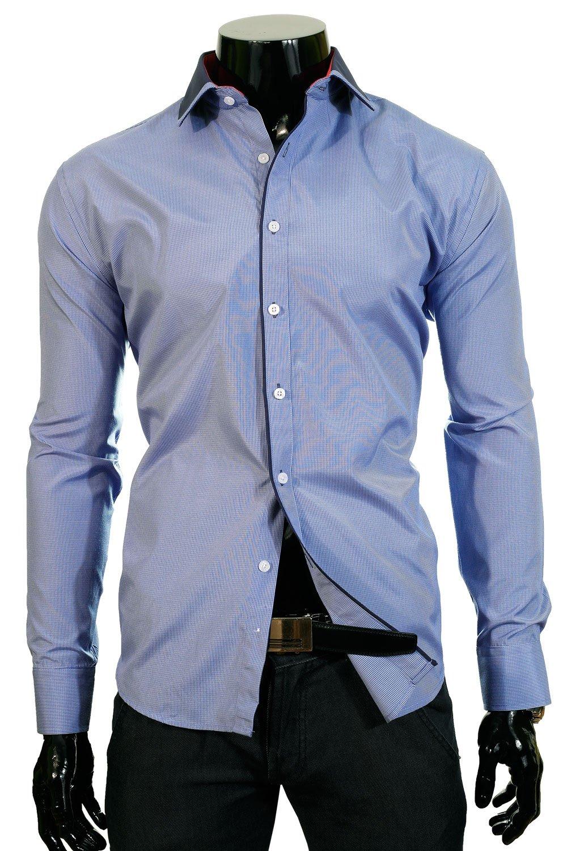 BP 51w Světle modrá pánská košile Klikněte pro ... 1e238cdaca
