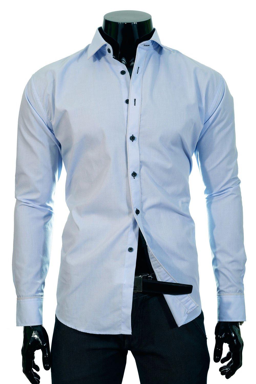 BP 56O Blankytná pánská košile Klikněte pro ... dc4fad1bb9