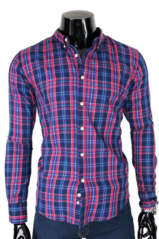 Sportovní pánská košile - GLO STORY. Klikněte na fotku pro zvětšení b6c520c7ab